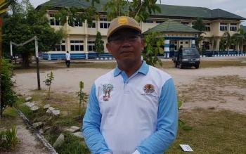 Kepala Disdik Kalteng Slamet Winaryo