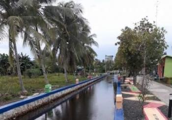 Kawasan Handel Semangat, Kelurahan Selat, Kecamatan Selat