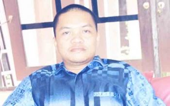 Anggota DPRD Dapil IV Kabupaten Kapuas, Berinto.