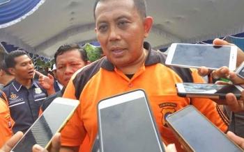 Kapolda Kalteng, Brigjen Pol Anang Revandoko