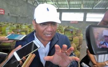Kepala Disperindag Kota Palangka Raya, Aratuni D Djaban