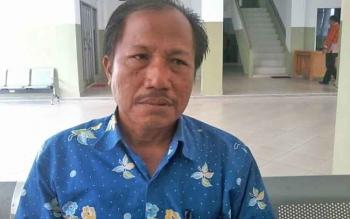 Camat Katingan Hulu Kabupaten Katingan, Supardi.