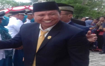 Ketua Komisi II DPRD Kotawaringin Timur, Rudianur