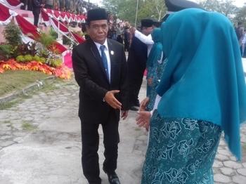 Anggota Komisi I DPRD Kabupaten Kotawaringin Timur Abdul Khalik.