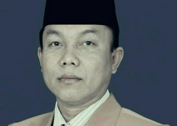 Wakil Ketua DPRD Kota Palangka Raya, Christmas G Djaga.