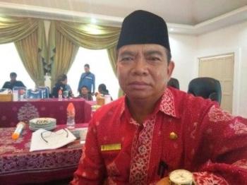 Kepala Inspektorat Kalteng Saidina Aliansyah,