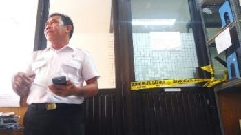 Polisi Lakukan Operasi Tangkap Tangan di Setda Kota Palangka Raya