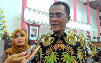 Ketua DPRD Palangka Raya Open House Rayakan Natal di Rumah Jabatan