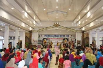 Pemkab Barito Utara Peringati Hari Ibu