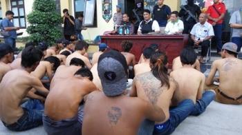 Selama Tiga Hari Operasi Premanisme, Polisi Ciduk 42 Orang