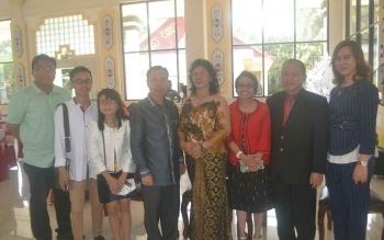 Bupati Sakariyas Ucapkan Terima Kasih Kepada Warga Katingan yang Hadiri Open House