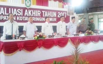 TNI Berperan Mendukung Pemkab Kotawaringin Timur Melalui Berbagai Kegiatan