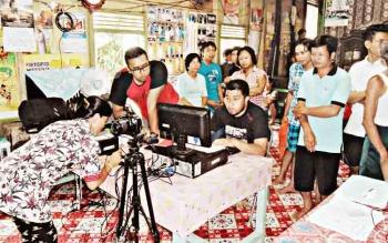 Disdukcapil Kapuas Genjot Program Jemput Bola untuk Capai Target