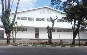 Polemik Pasar Rakyat di Tengah Kota Sampit, Bupati Kotawaringin Timur Pasang Badan
