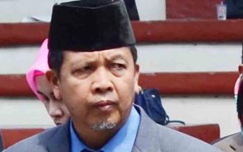 Disdagrin Barito Utara Masih Tata Pasar Gembira