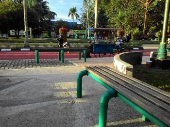 Penataan Taman di Palangka Raya Harus Optimal
