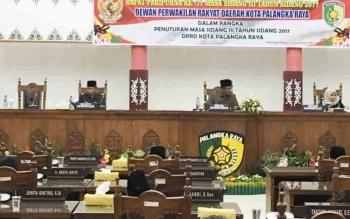Ketua DPRD Palangka Raya Ingatkan Anggotanya Untuk Tahun 2018