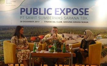 Sawit Sumbermas Sarana Cetak Kenaikan Pendapatan Bersih Rp631,5 Miliar