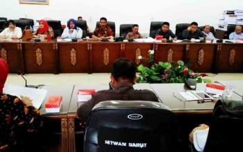 DPRD Barito Utara Tolak Dapil Versi Baru