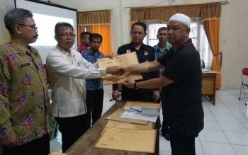 6.616 Dukungan Calon Perseorangan di Kecamatan Pahandut Tidak Memenuhi Syarat