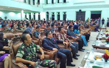 Kerukunan Umat Beragama di Kabupaten Pulang Pisau Dapat Dijadikan Model