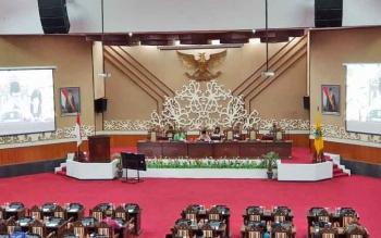 DPRD Kalteng Tutup Masa Sidang 2017