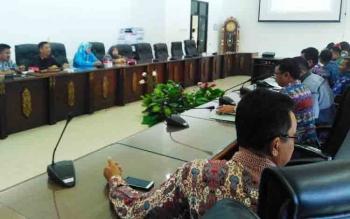 DPRD Barito Utara Setujui Hibah Tanah Untuk Masjid Baitil Atiq