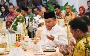Pembangunan Ini Sasaran Gubernur Sugianto Selama 2018
