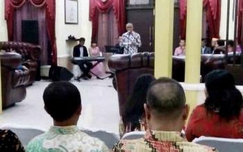 Tahun Politik 2018, Ini Harapan Ketua DPRD Lamandau