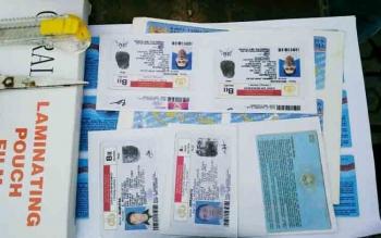 Pemalsu SIM Dan Ijazah Hanya Dikenai Wajib Lapor