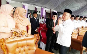 Gubernur Pimpin Peringatan HAB ke-72 Kemenag RI Tingkat Kalteng