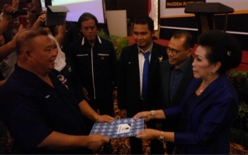 Ini Pasangan Calon Yang Didukung Partai Nasdem di Pilkada Serentak 2018
