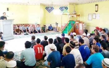 Wakil Ketua II DPRD Barito Utara Janji Bantu Warga Binaan Dapatkan Ijazah