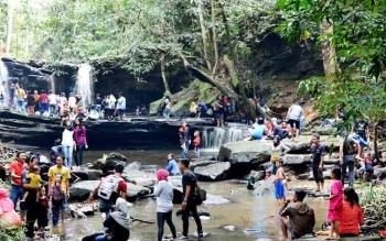 Pungutan di Objek Wisata Barito Utara Tanpa Disertai Karcis, Diduga Pungli