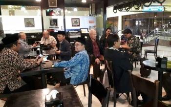 Sejumlah Tokoh Kalteng Bertolak Menuju Semarang Hadiri Hajatan Gubernur