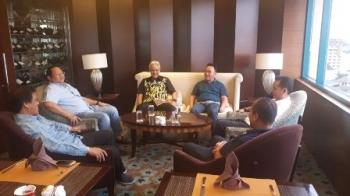 Gubernur Kalteng Temui Ganjar Pranowo Sebelum Acara Lamaran dengan Yulistra Ivo Azhari