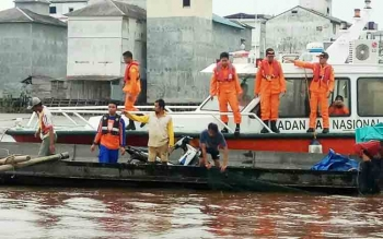 Korban Tenggelam Ditemukan Mengambang Tidak Jauh dari Lokasi Kejadian