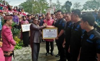 Pemkab Berikan Penghargaan Untuk Polres Kotim