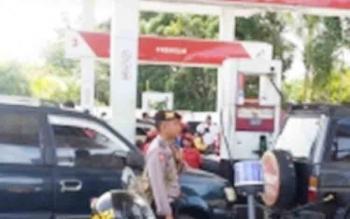 Antre Pelangsir BBM Mengular, DPRD Barito Selatan Angkat Bicara