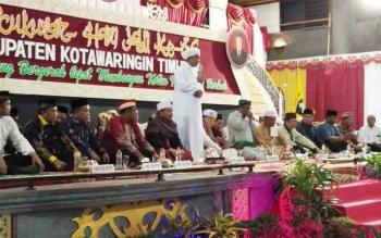 HUT Kotim ke-65, Guru Zuhdi: Tingal Pilih Ingin Jadi Orang Beruntung atau Merugi!