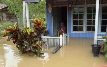 Banjir Tiga Desa di Kotawaringin Timur, Belum Ada Warga yang Mengungsi