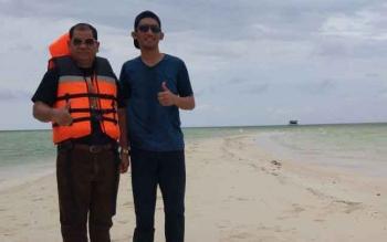 Kementerian Pariwisata Daulat Gosong Senggora Destinasi Wisata Terpopuler 2017