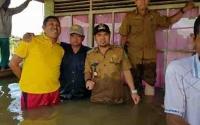 Banjir di Kotawaringin Timur Meluas