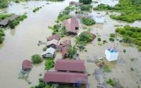 Total 13 Desa di Kotawaringin Timur yang Diterjang Banjir