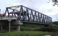Pembangunan Jembatan Tahuntun Pantar Telan Biaya Rp32 Miliar
