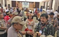 Kapolda Kalteng Pantau Pemeriksaan Kesehatan Paslon di RSUD Doris Sylvanus