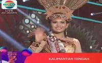 Bulan Triana Wakili Kalteng Hadiri HUT Indosiar dan Pembukaan Liga Dangdut Indonesia