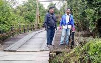 Jajaran DPRD Barito Selatan Sambangi Desa Serap Aspirasi Masyarakat