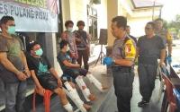 Lima Maling Sarang Walet Ditangkap Polisi Saat Beraksi