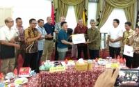 Gubernur Hadiahi Ratusan Juta untuk Juara Desain Bundaran Besar Palangka Raya